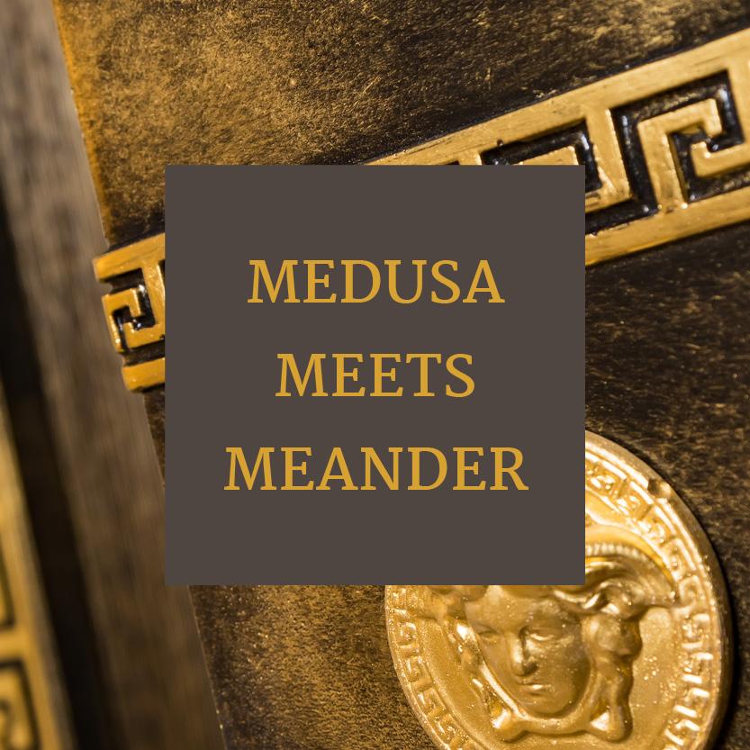 Freizeittempel Zimmer Medusa meets Meander 1
