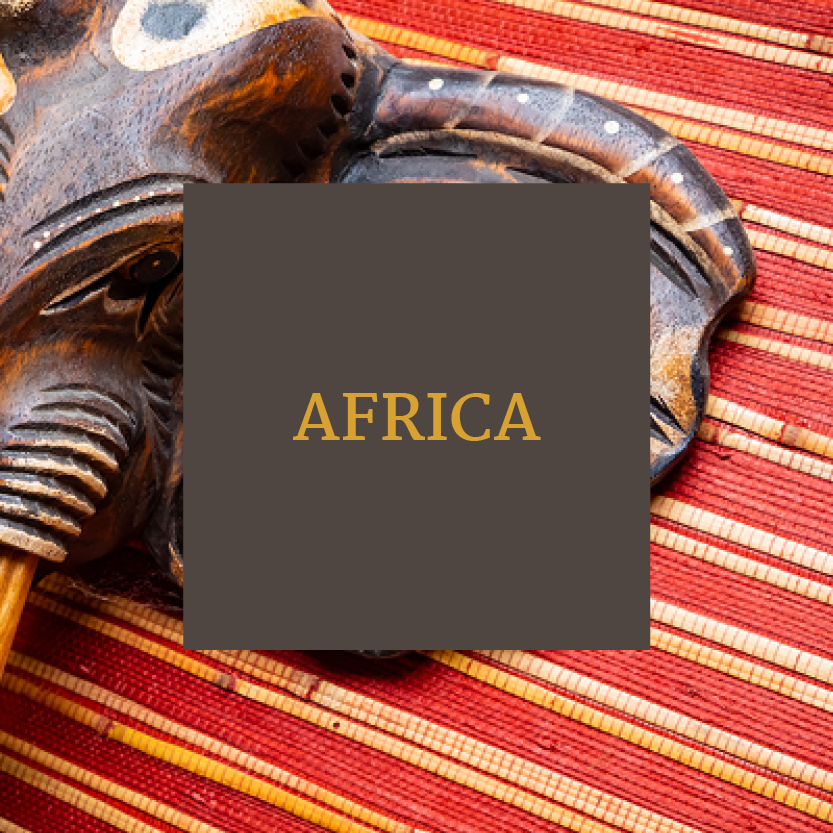 Freizeittempel Zimmer Afrika 1 E