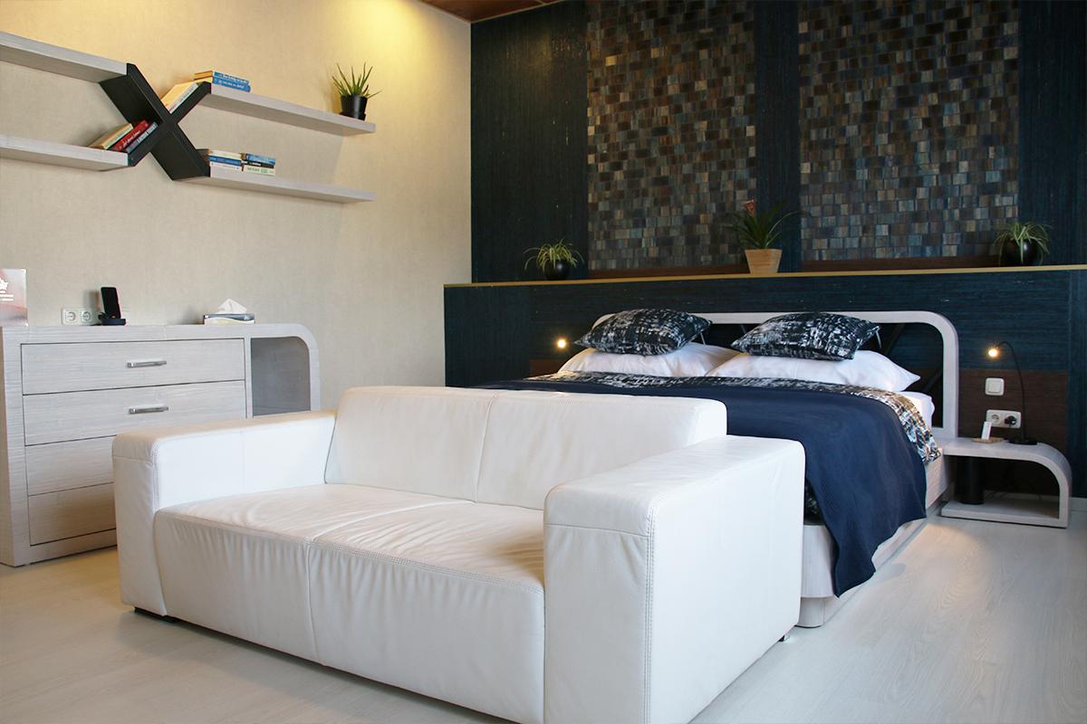 Freizeittempel Zimmer Deluxe Apartment 1