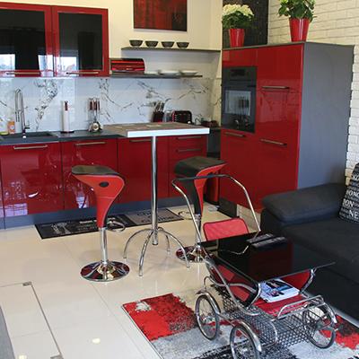Freizeittempel Zimmer Deluxe Apartment 4