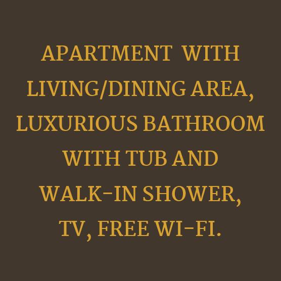 Freizeittempel Zimmer Deluxe Apartment 8 EN