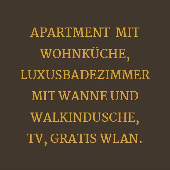 Freizeittempel Zimmer Deluxe Apartment 8