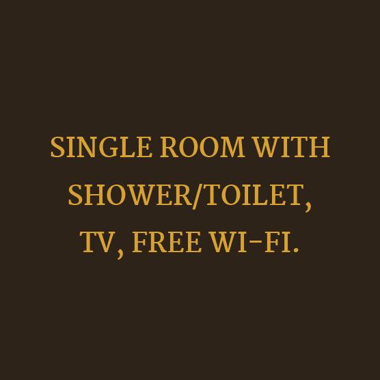 Freizeittempel Zimmer Indonesia Single 7 E